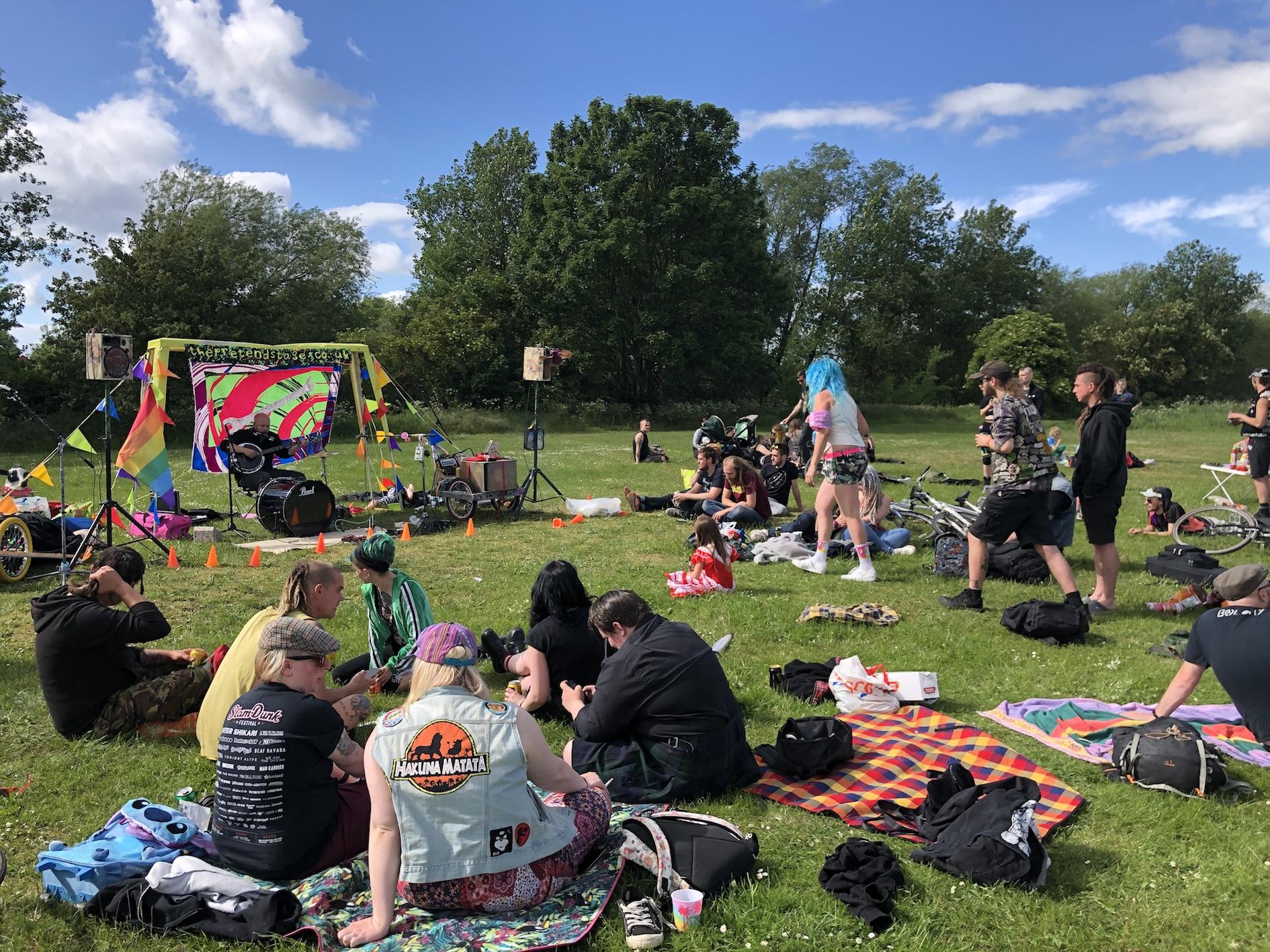 york punks picnic